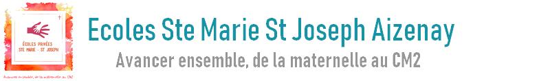 Ecoles Ste Marie St Joseph Aizenay